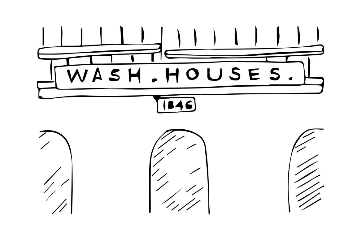wash houses
